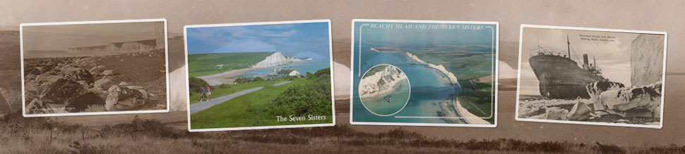 Seven Sisters and Birling Gap in Sussex