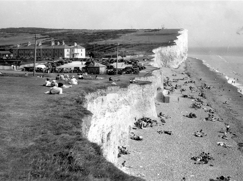 History of Birling Gap in East Sussex