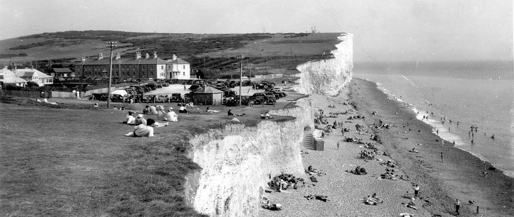 The History of Birling Gap, 1937