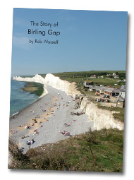 The Story of Birling Gap book by Rob Wassell