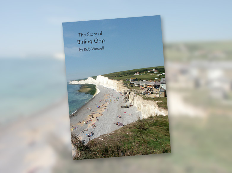 Book about Birling Gap