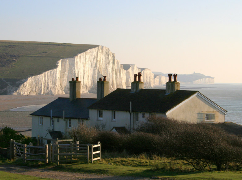 Views of Birling Gap