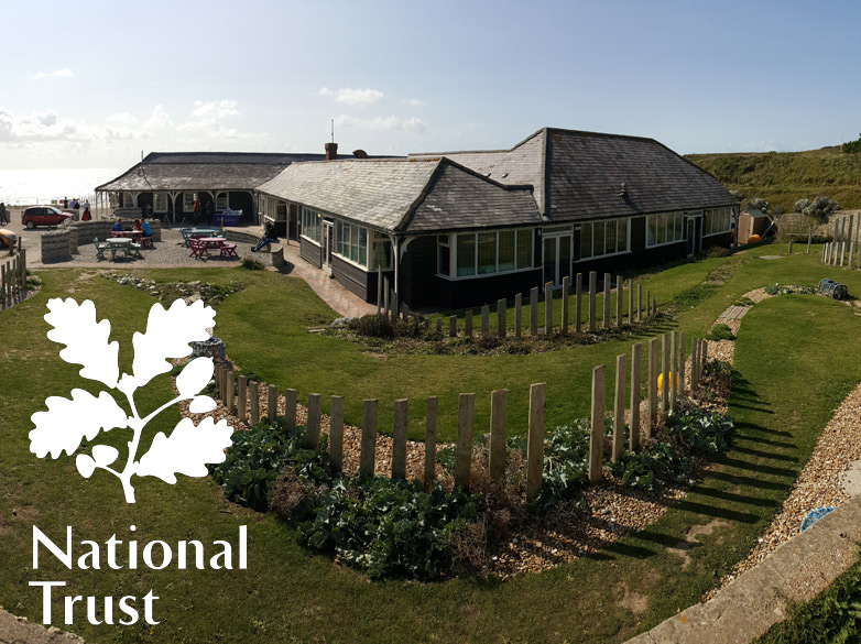 National Trust at Birling Gap