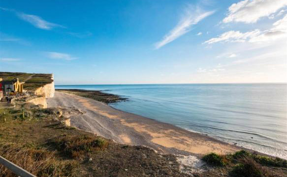 Beach House Property for Sale at Birling Gap