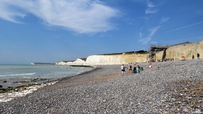 Birling Gap Steps to Beach
