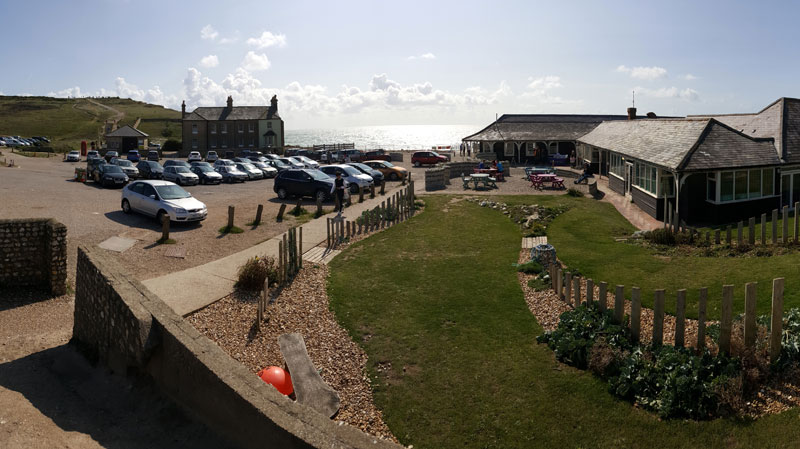 Birling Gap Car Park