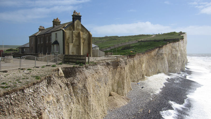 Birling Gap Coastguard Cottages