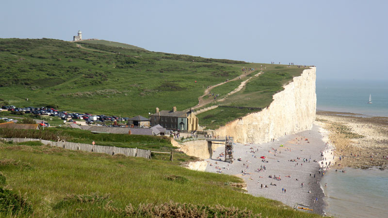 Birling Gap Steps