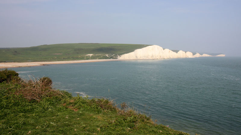 Cuckmere Haven Beach Access