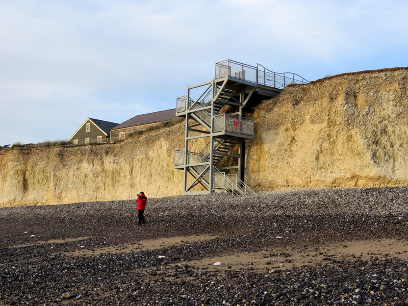 New Birling Gap Steps from Beach